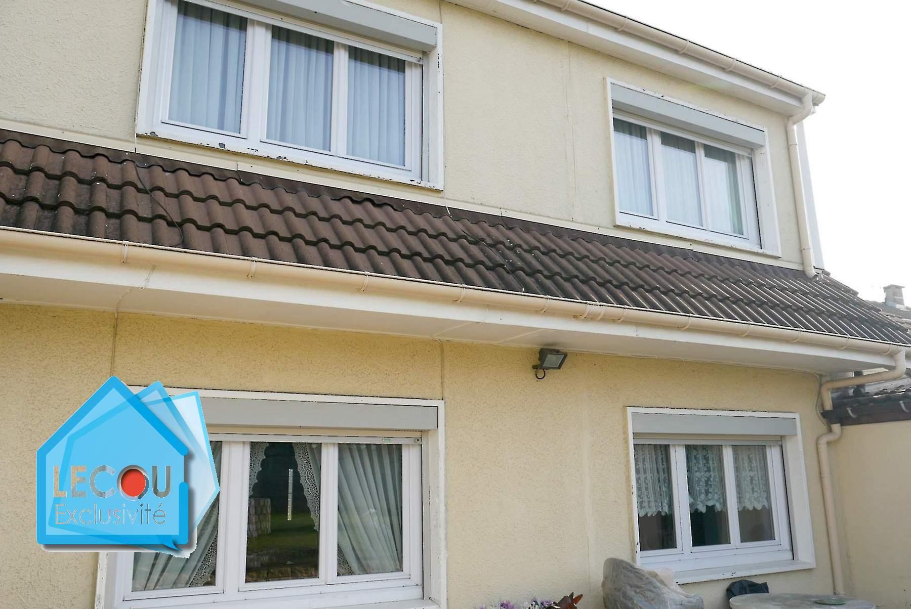 Maison récente proche de Méricourt