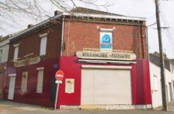 image d'immeuble mixte de rapport à vendre par lecoiimmobilier à méricourt proche de lens dans le nord de la France