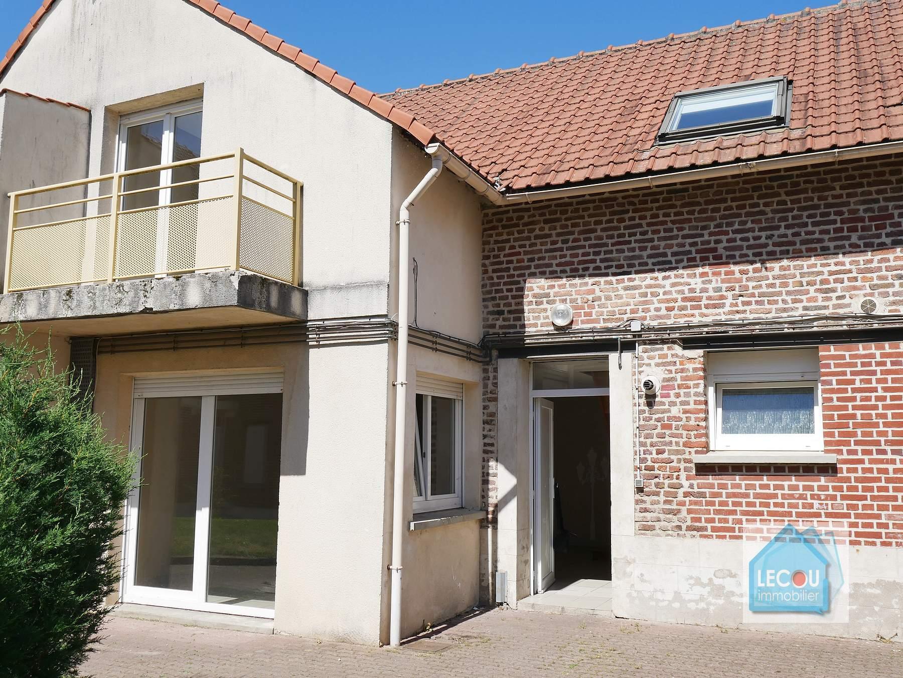 Appartement T4 secteur Méricourt centre
