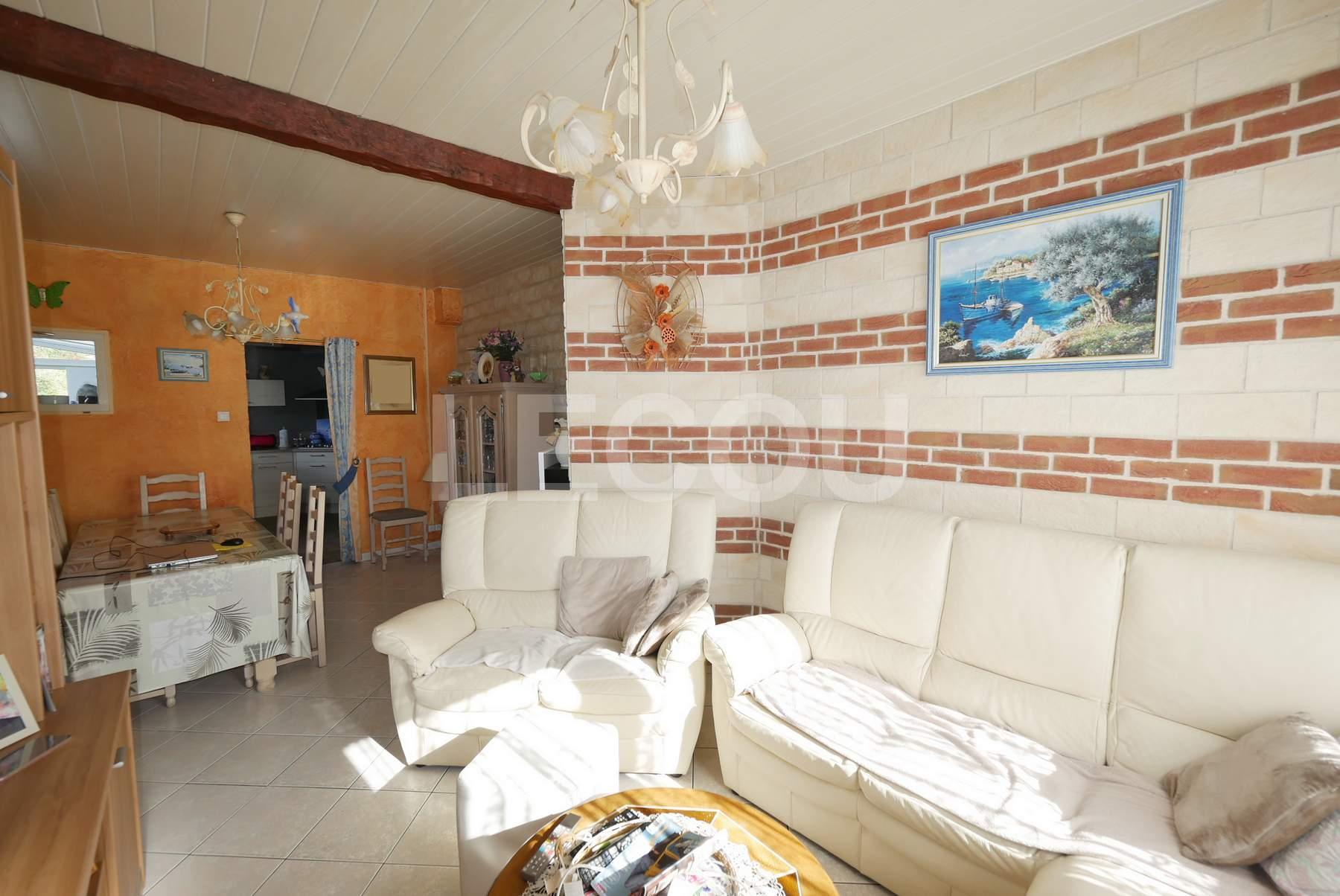 Maison 3 chambres jardin parking secteur Méricourt
