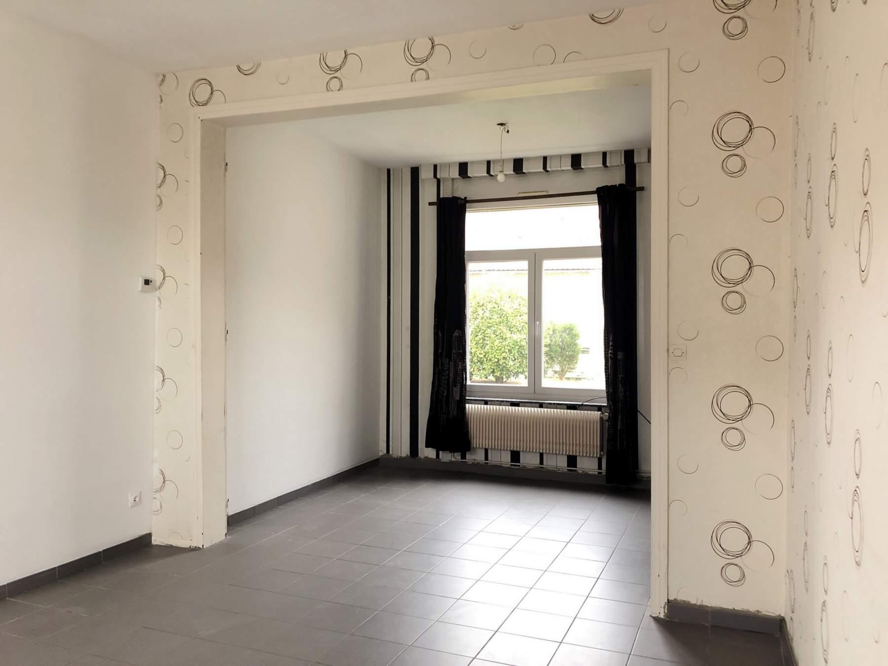 Appartement type 2 centre-ville de Méricourt
