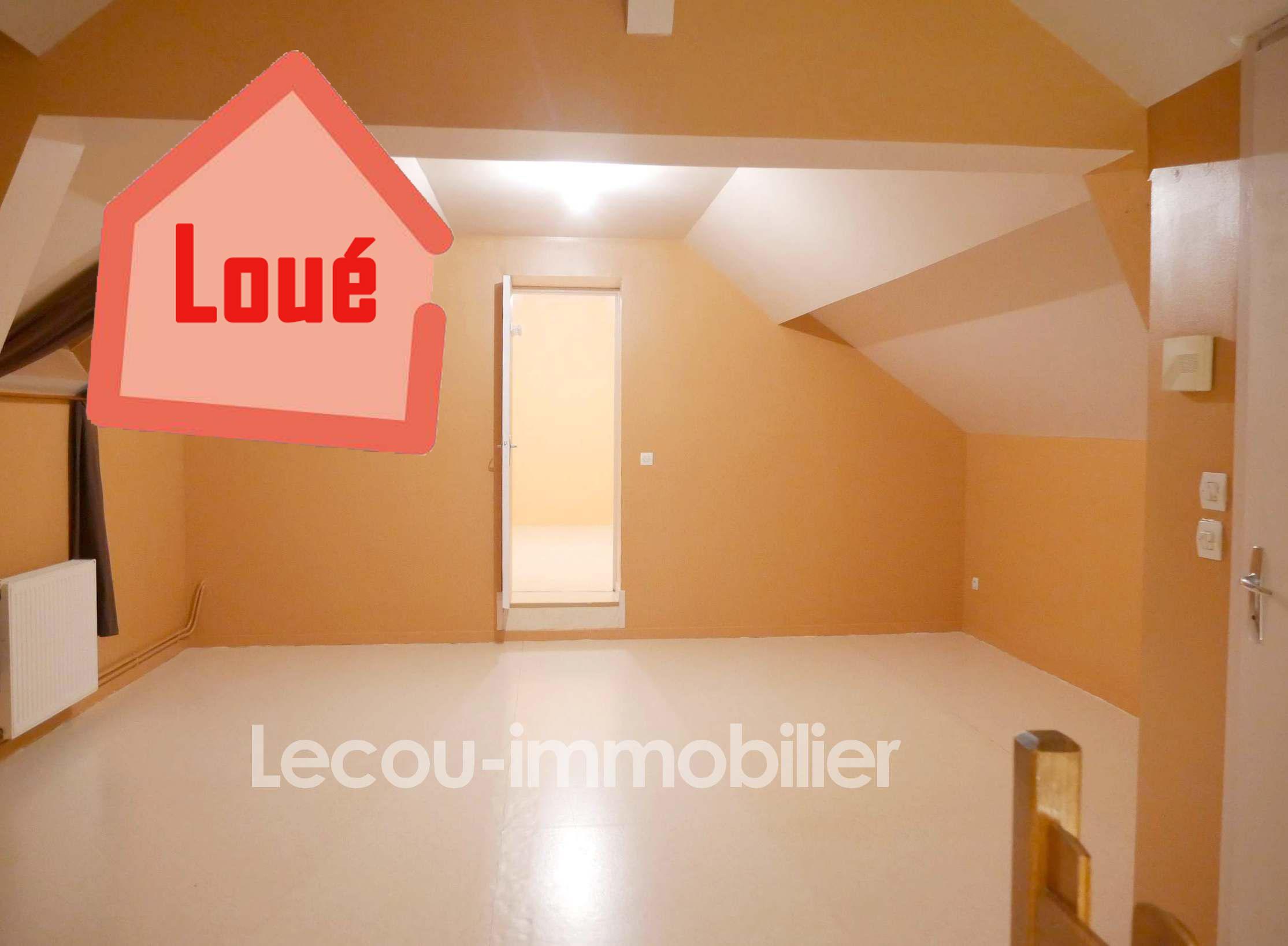 Appartement Type 2 en duplex