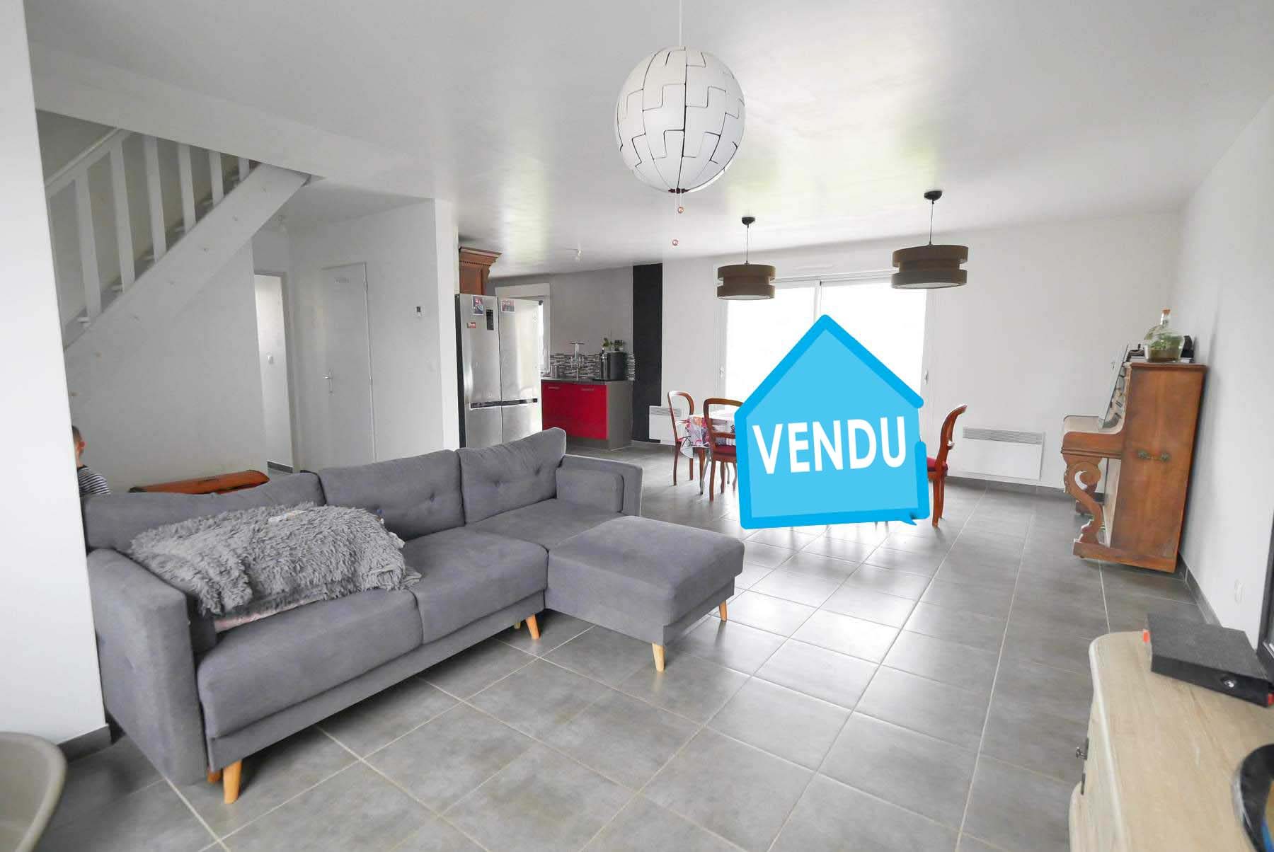 Pavillon individuel à Biache-Saint-Vaast