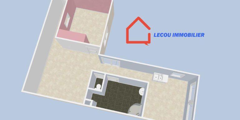 plan 1 appartement à louer à méricourt 62680 lecouimmobilier