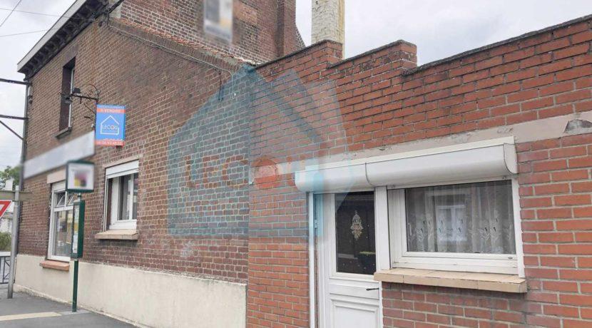 image immeuble mixte méricourt