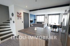 image de séjour de maison individuelle à vendre Mericourt par lecou-immobilier