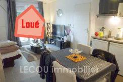 appartement T2 loué par Lecou-immobilier
