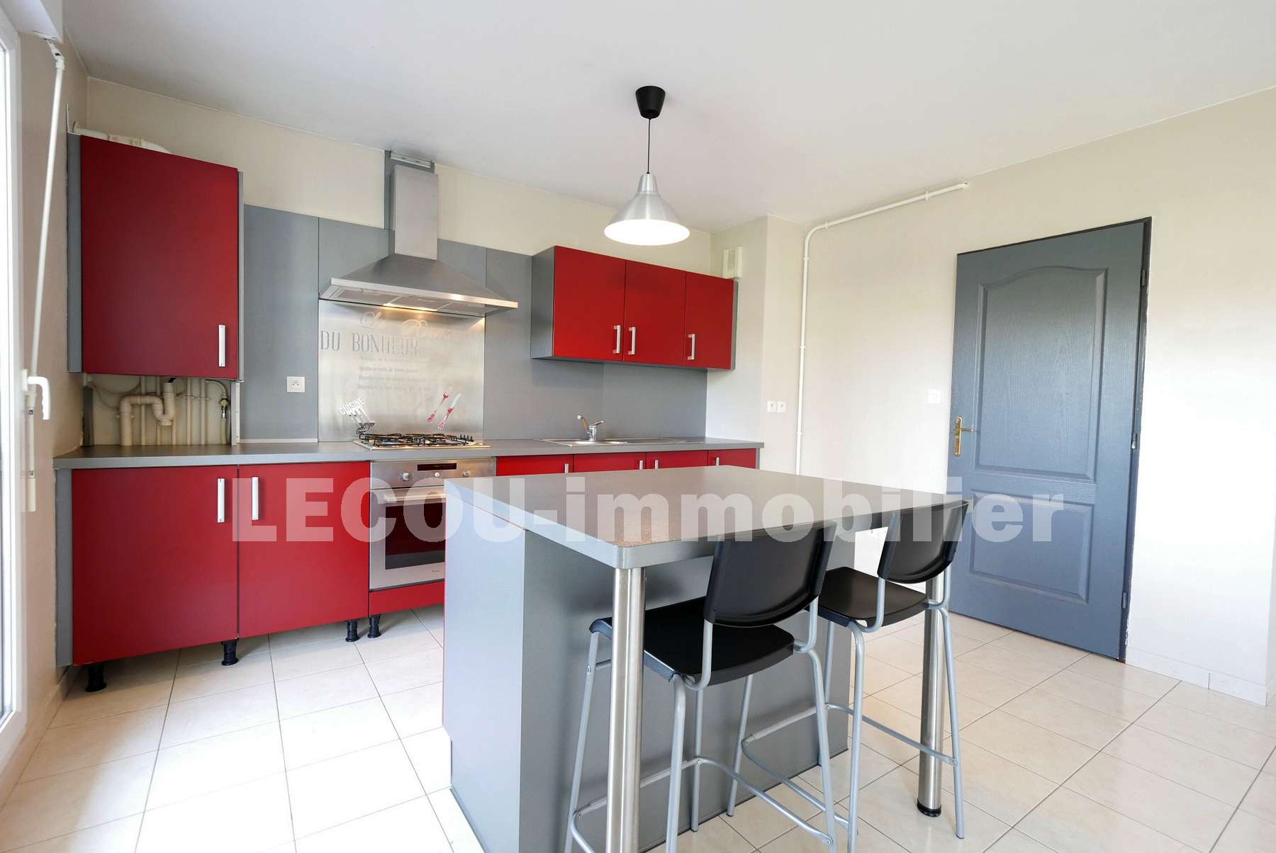 Appartement T3 de 66,46 m² Centre-Ville de Méricourt