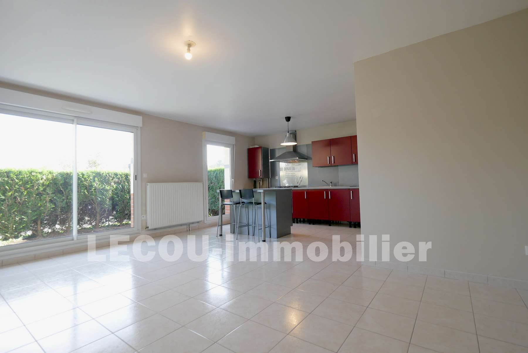 Appartement T3 de 66,46 m² proche de Lens
