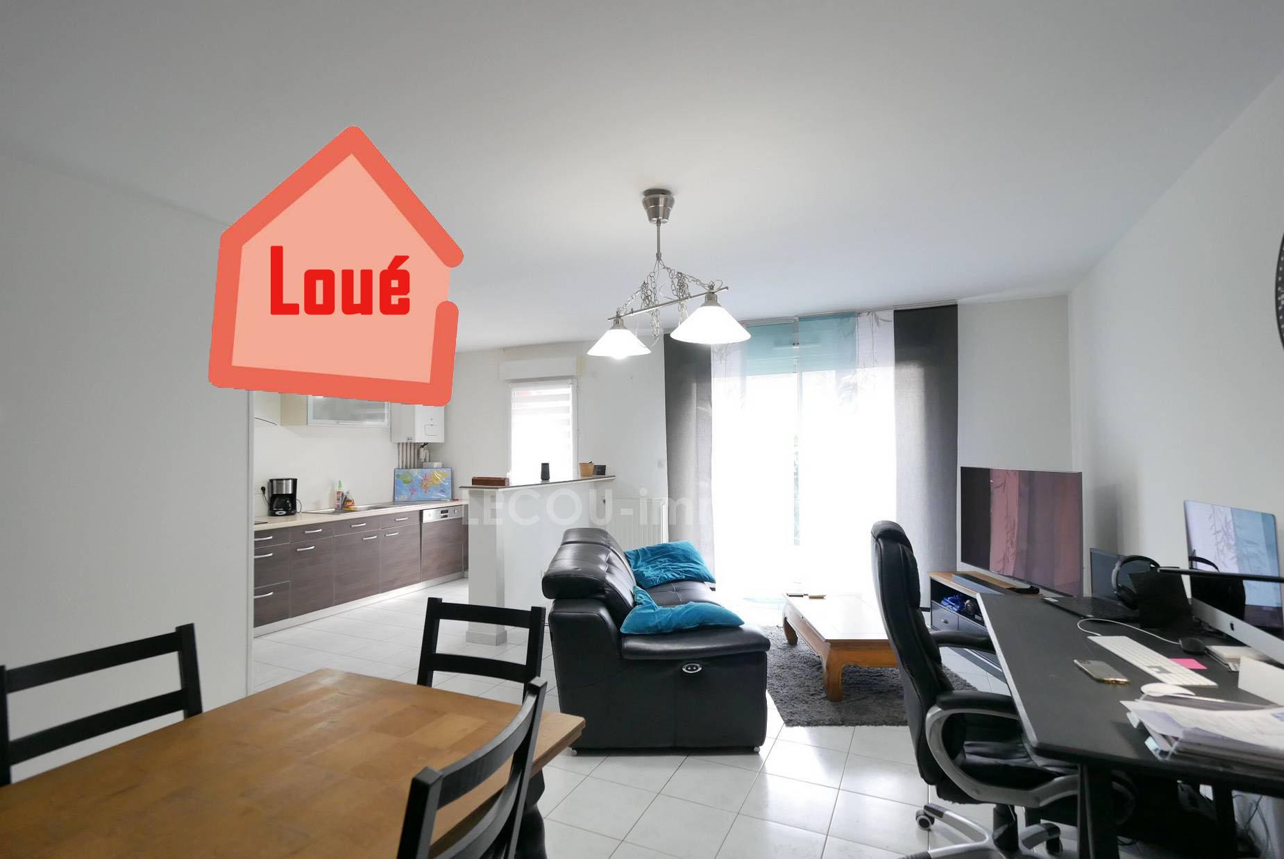 Appartement 3 pièces 74,38 m²