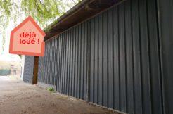 hangar loué par lecou immobilier