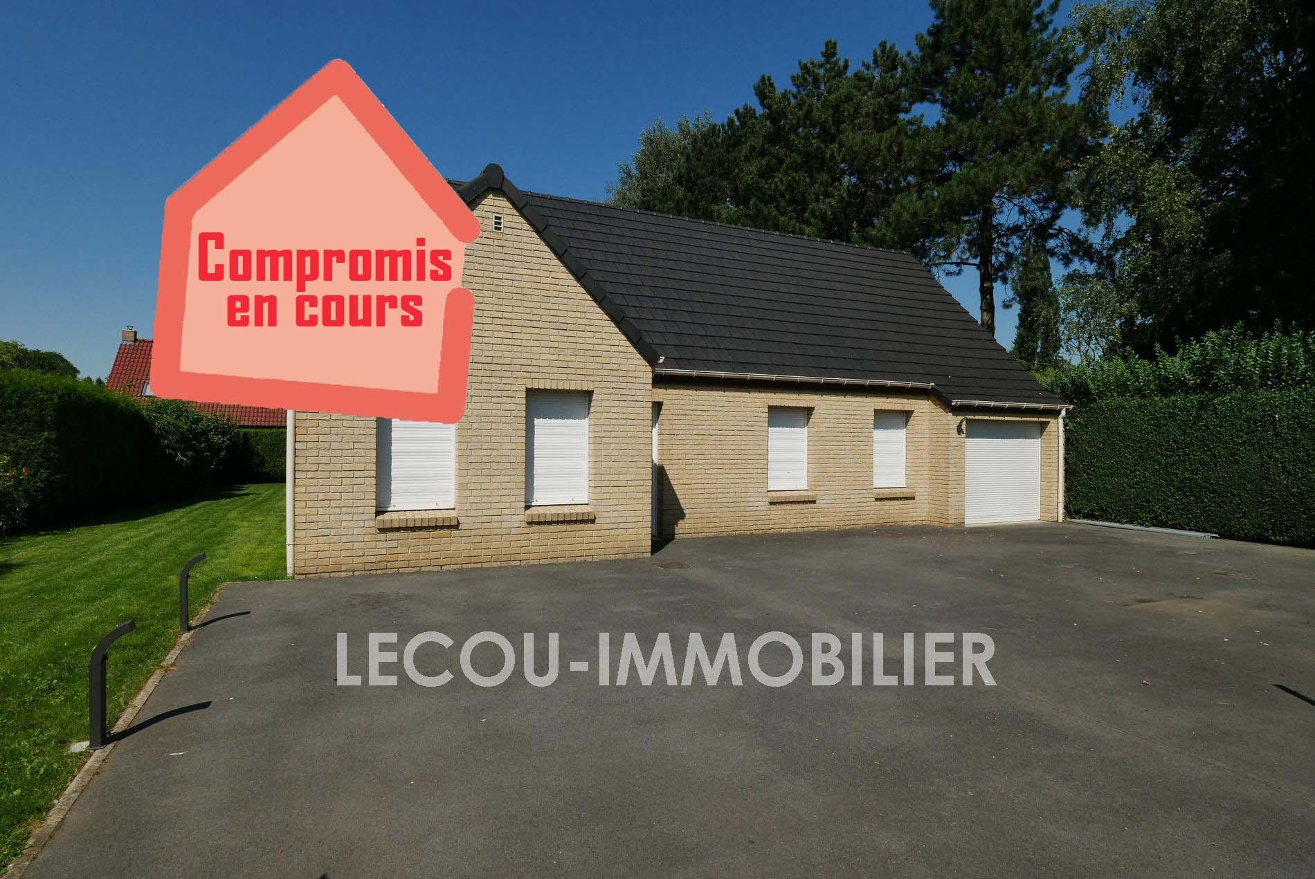 Pavillon individuel 5 pièces à Vitry-en-Artois